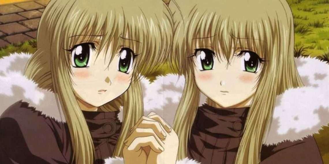 Twin Love: Alternative- best ufotable studio anime