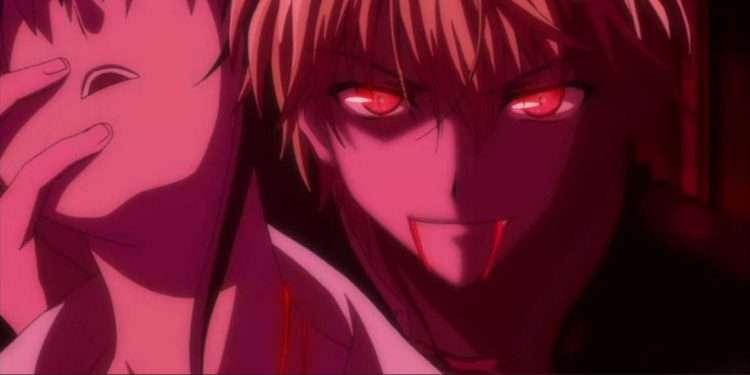 best vampire anime