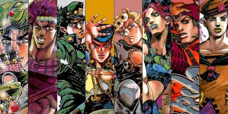 watch jojo's bizarre adventure