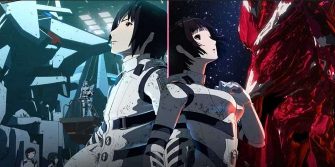 Knights of Sidonia- best mecha anime