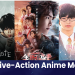 best live action anime movies