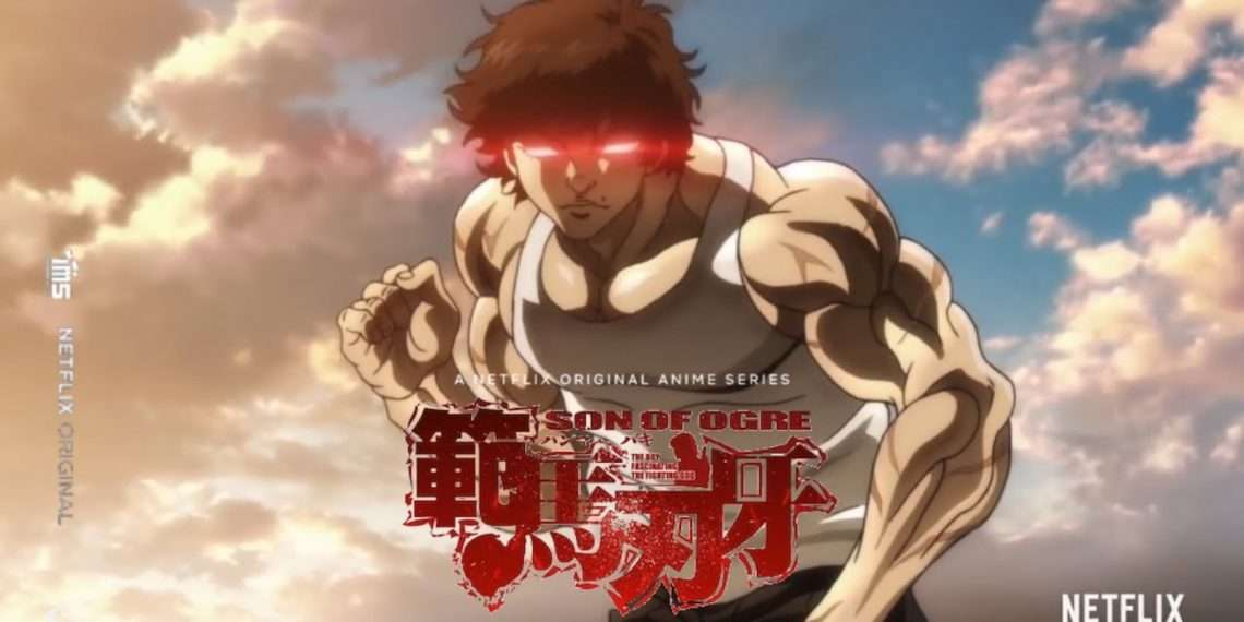 Baki Hanma- netflix upcoming anime releases