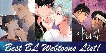best bl manhwa/bl webtoons