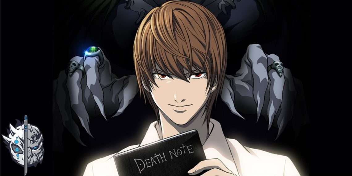 Death Note - Best Anime All Time
