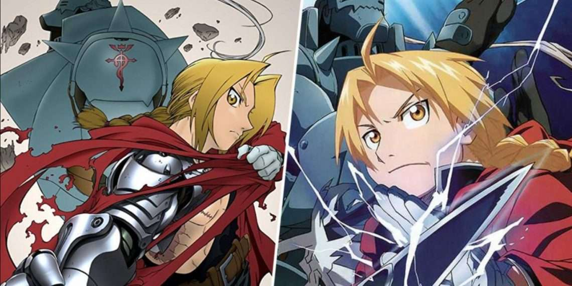 Fullmetal Alchemist: Brotherhood- best anime of all time