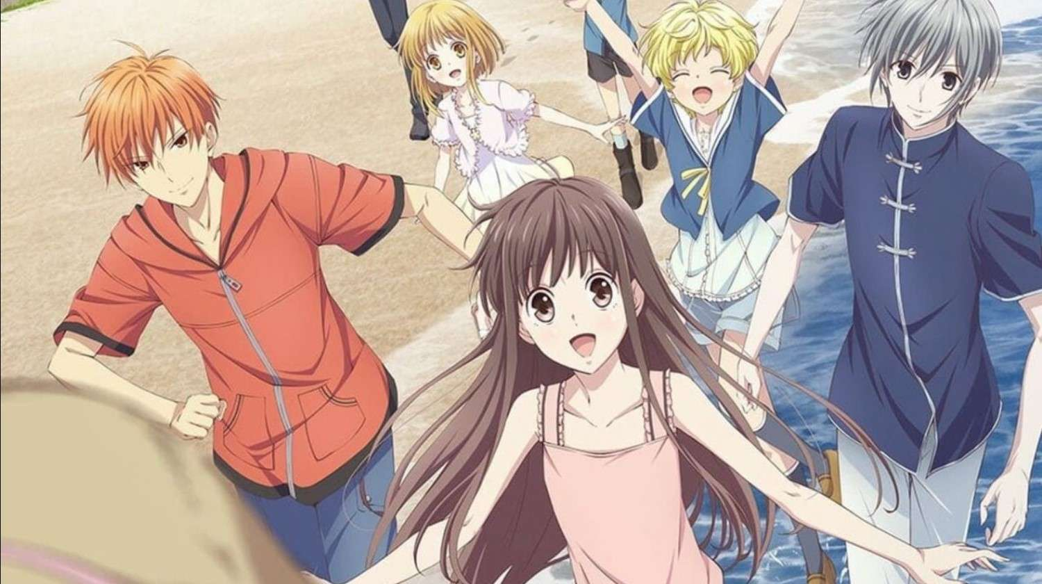 fruits basket- best anime to watch