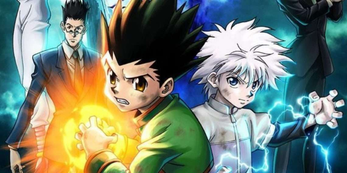 Hunter x Hunter- best anime of all time