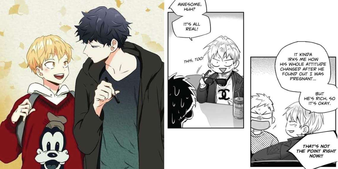 Love is an Illusion- best bl manhwa