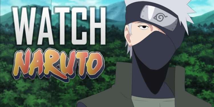 how to watch naruto