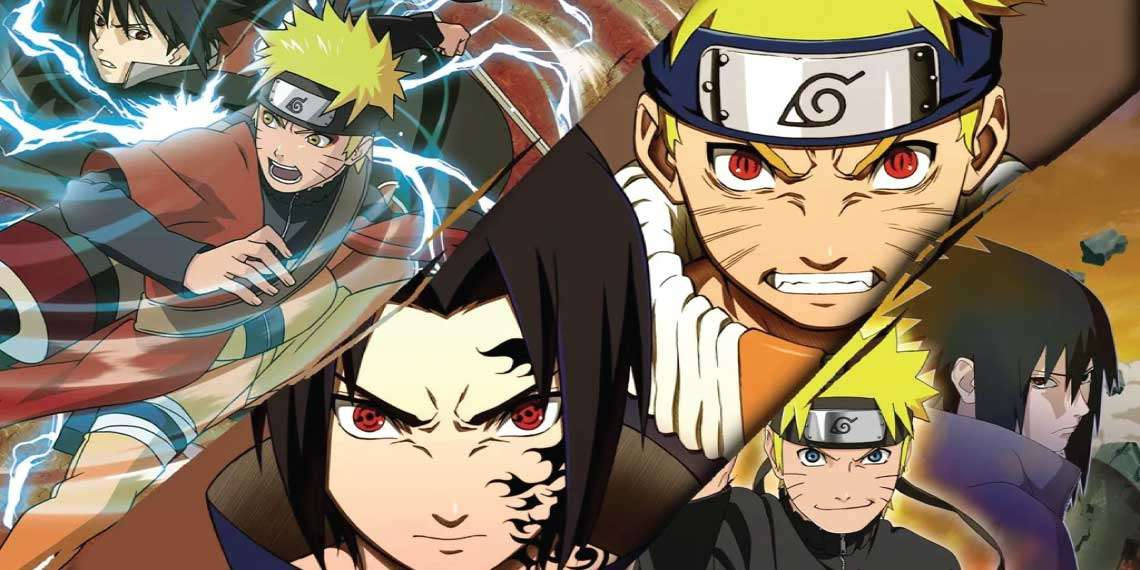 Naruto- best anime of all time