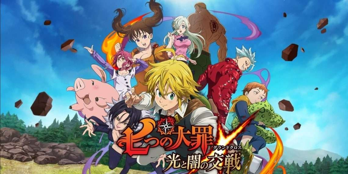 The Seven Deadly Sins- best anime of all time