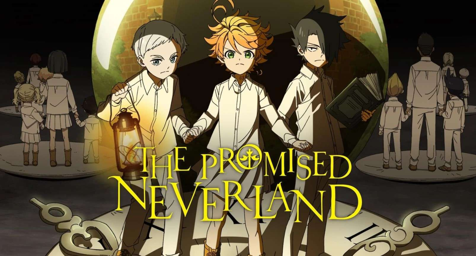 the promised neverland- best anime to watch