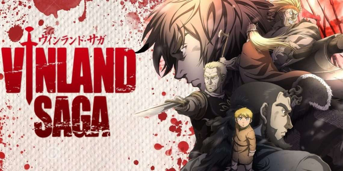 Vinland Saga- best anime of all time