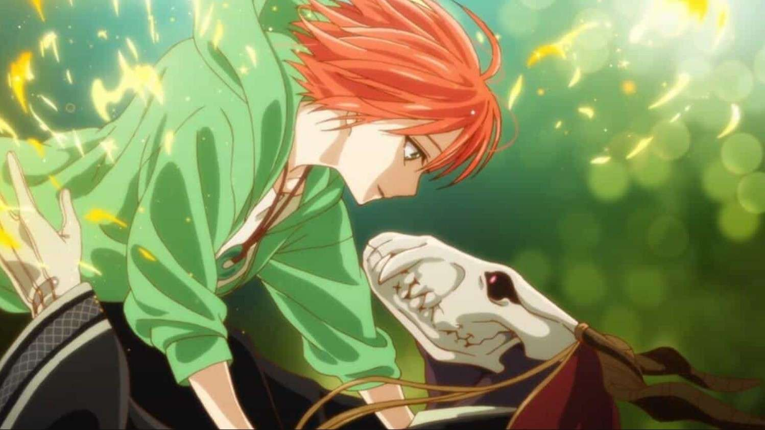 The Ancient Magus' Bride- anime like overlord