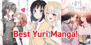 best yuri manga
