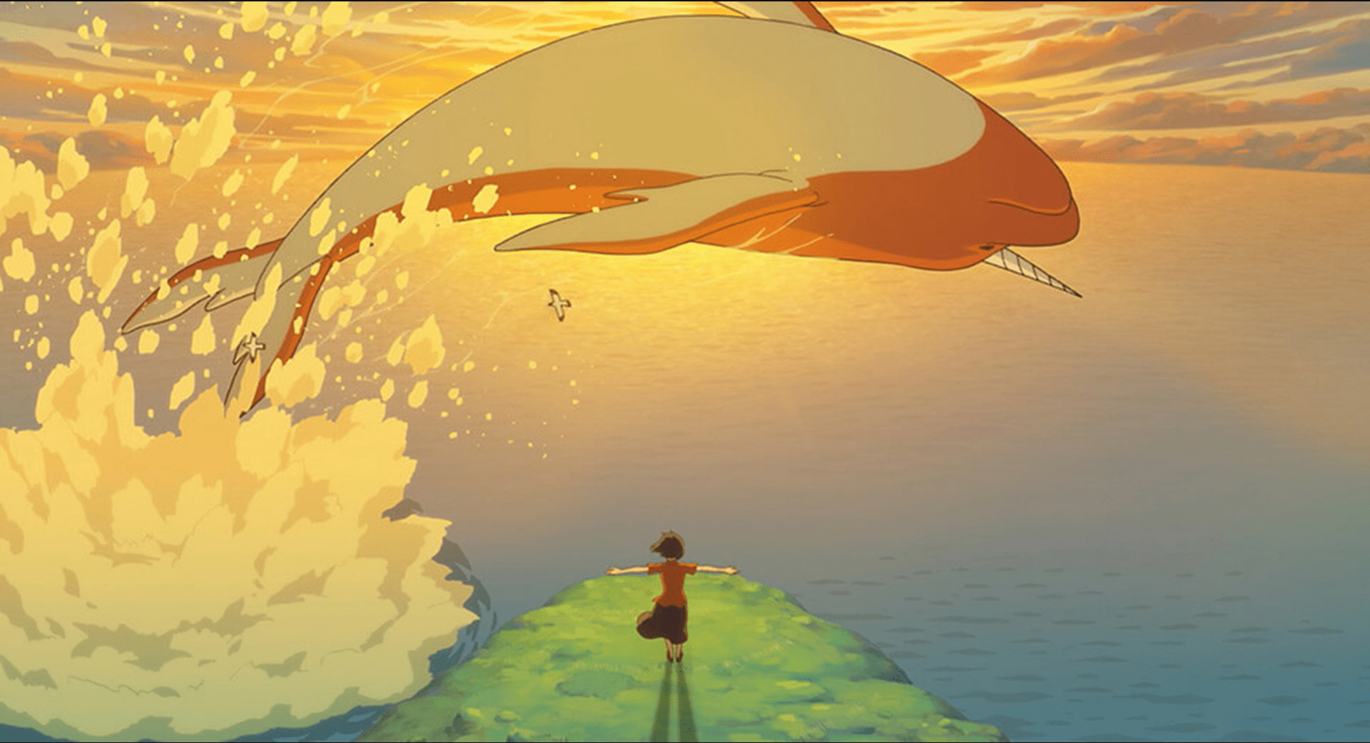Big Fish & Begonia- best Chinese anime