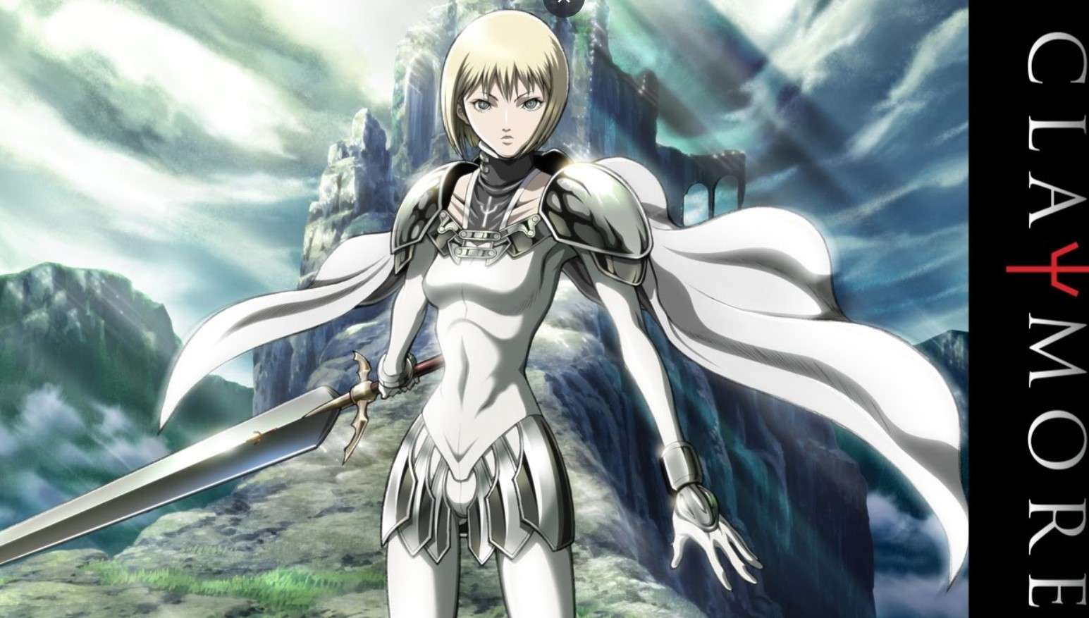 Claymore- anime like attack on titan