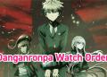 danganronpa watch order