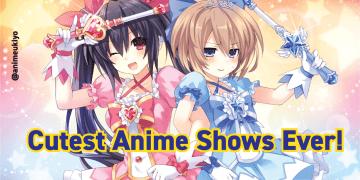 cute anime shows