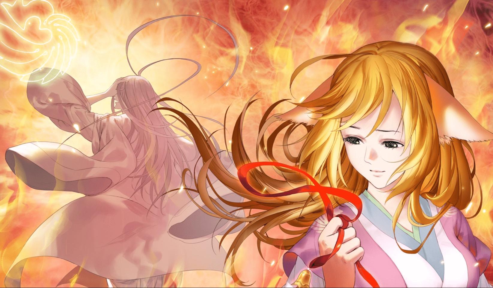 Fox Spirit Matchmaker- best Chinese anime