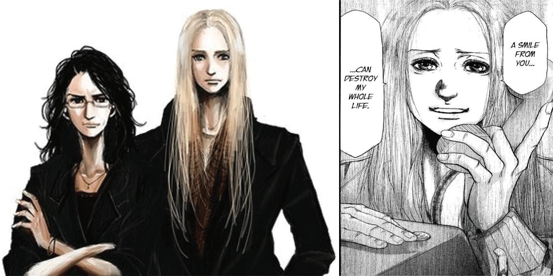 Gunjou- best yuri manga