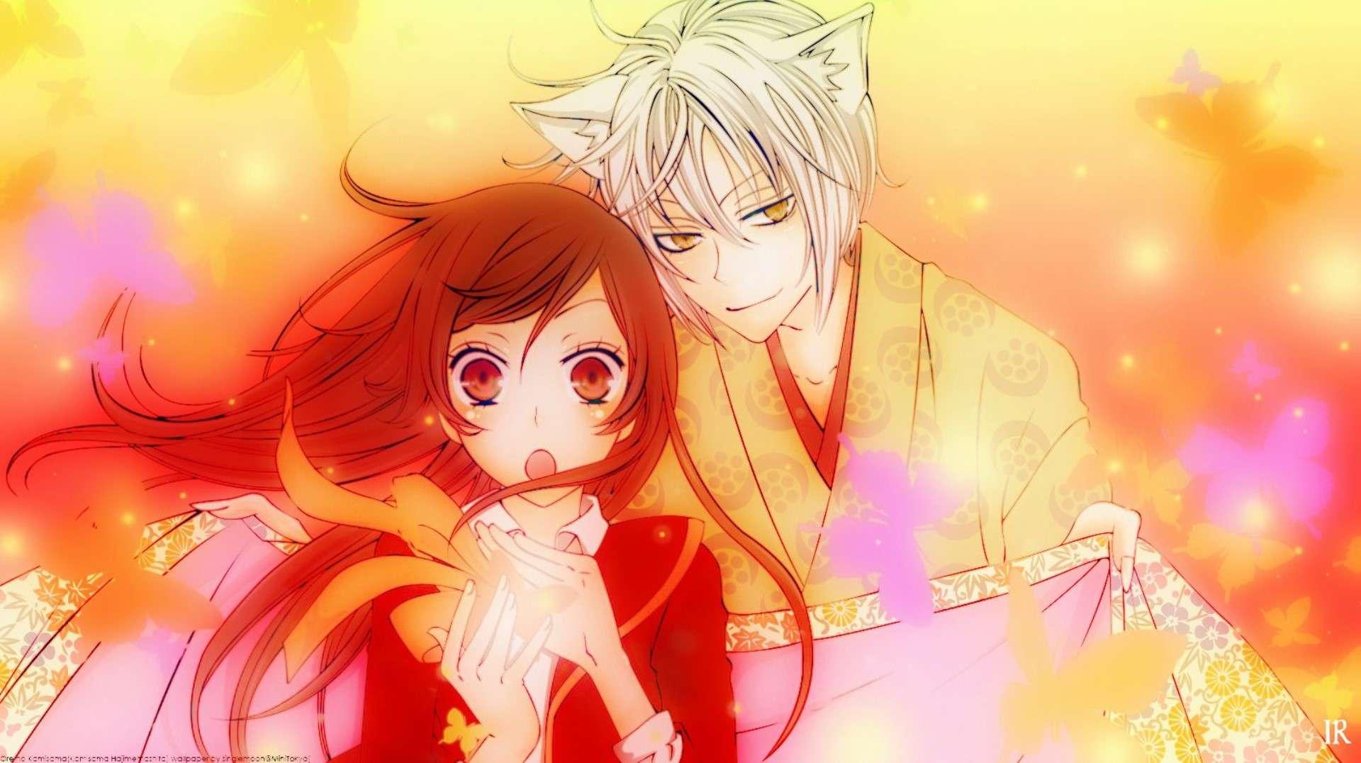 Kamisama Kiss- cute anime