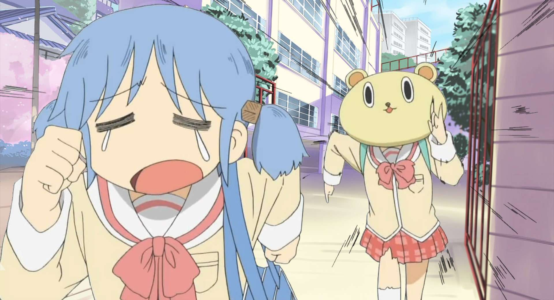 Nichijou- best comedy anime