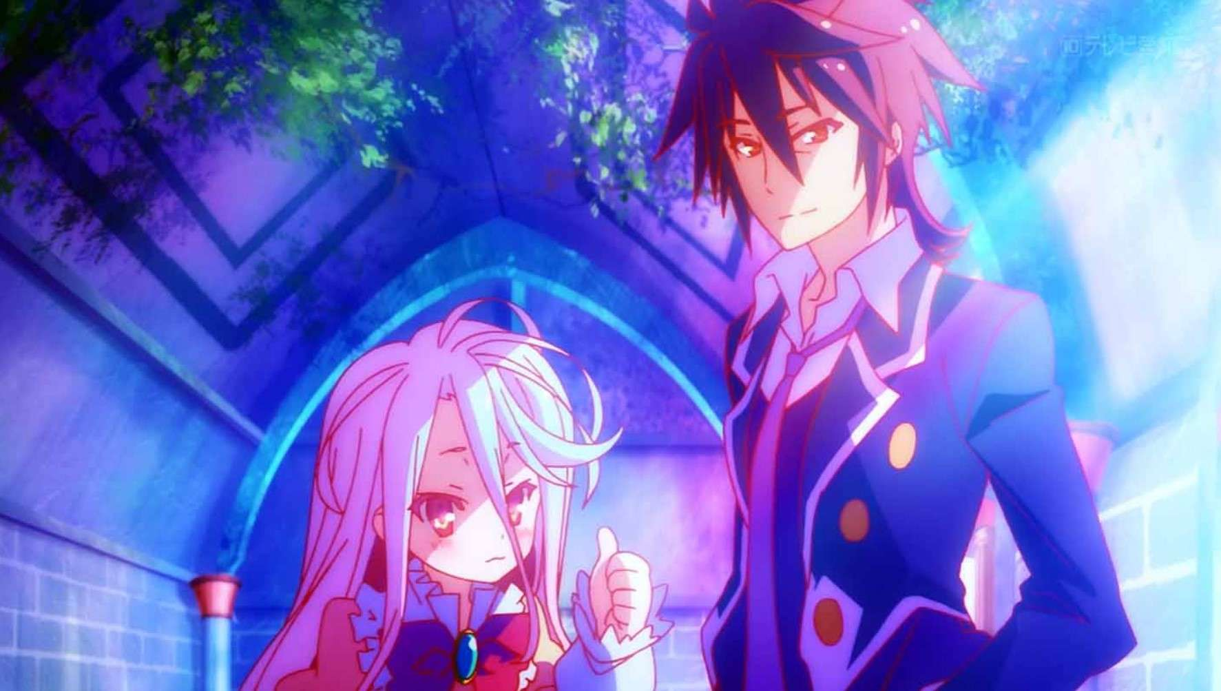 No Game No Life- anime like overlord