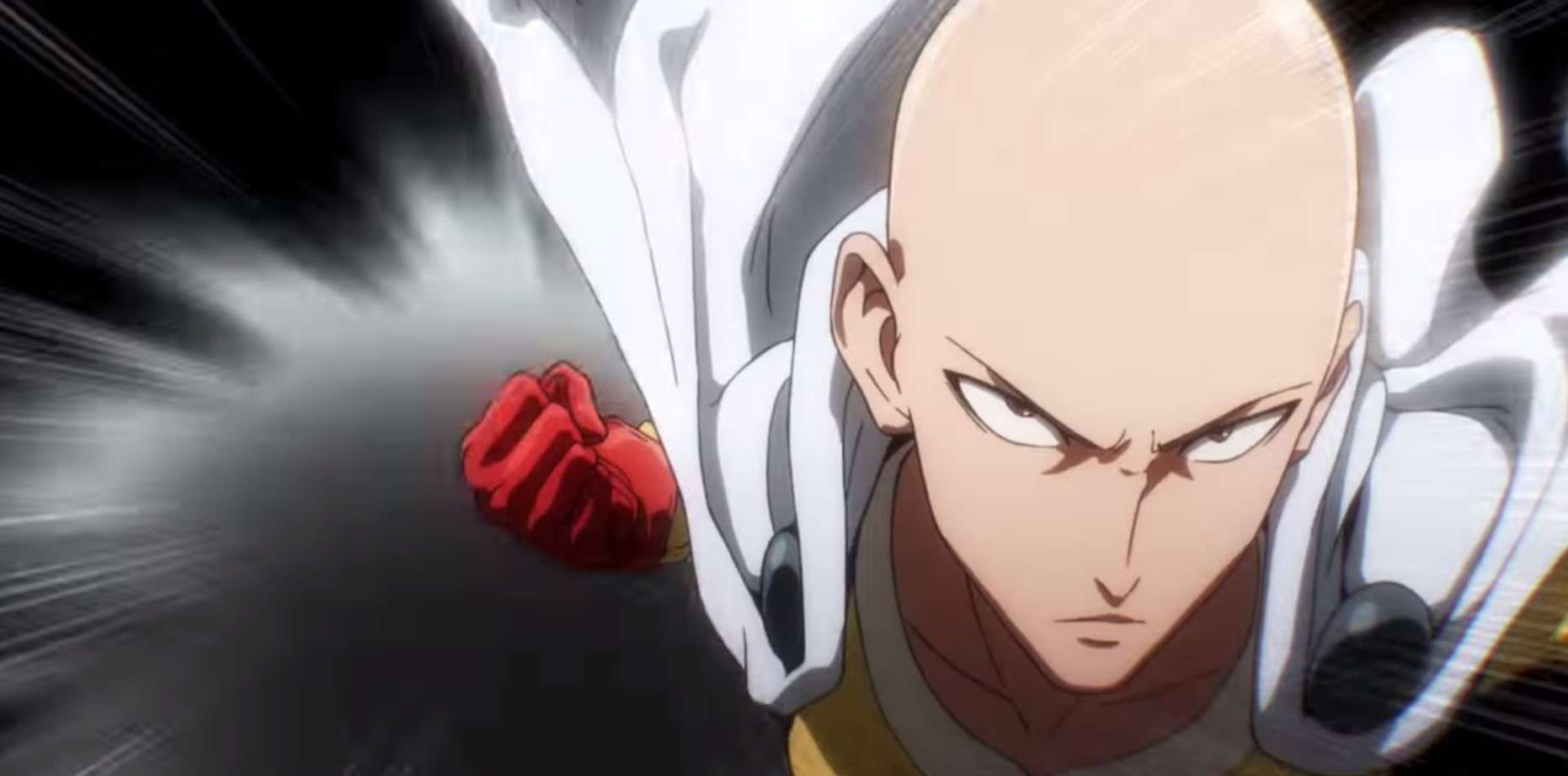 One Punch Man- best dubbed anime