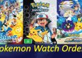 pokemon watch order