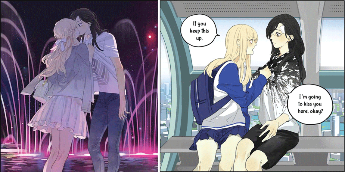 SQ: Begin W/ Your Name- best yuri manga/yuri manhua
