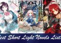 best short light novels