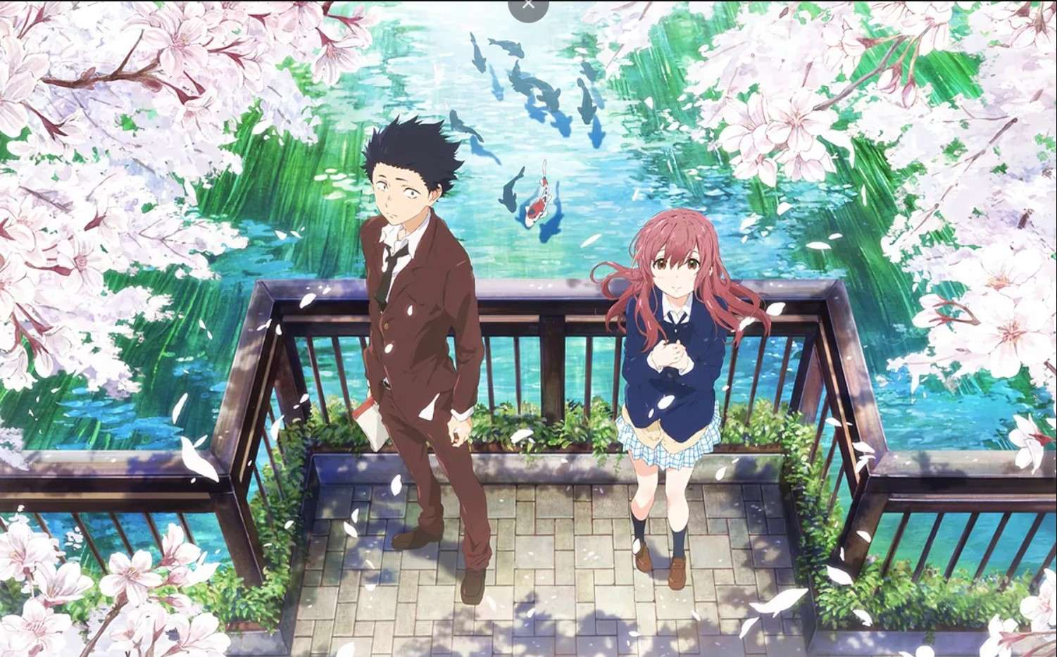 a silent voice- best anime movies to watch