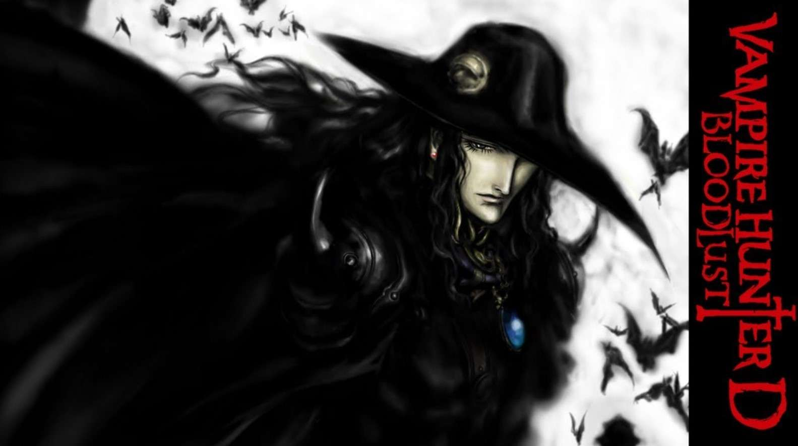 vampire hunter d: bloodlust- best anime movies to watch
