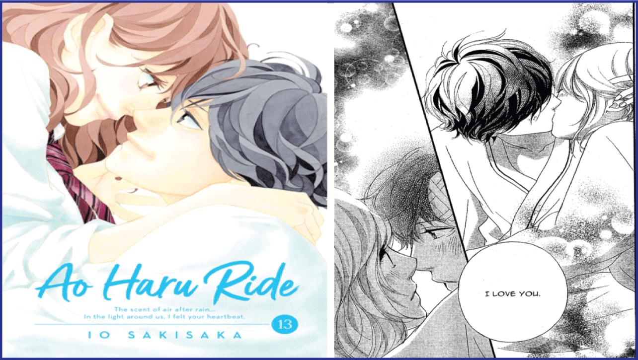 Blue Spring Ride- Best Shoujo Manga