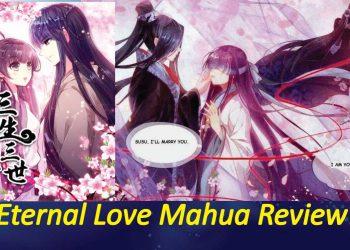 eternal love manhua/ten miles of peach blossoms manhua