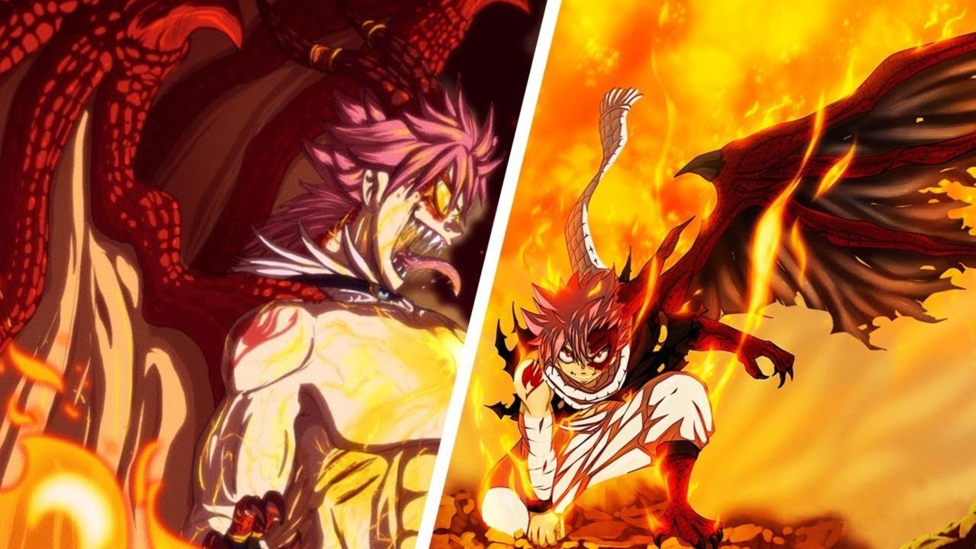 Fairy Tail- anime like black clover/anime similar to black clover