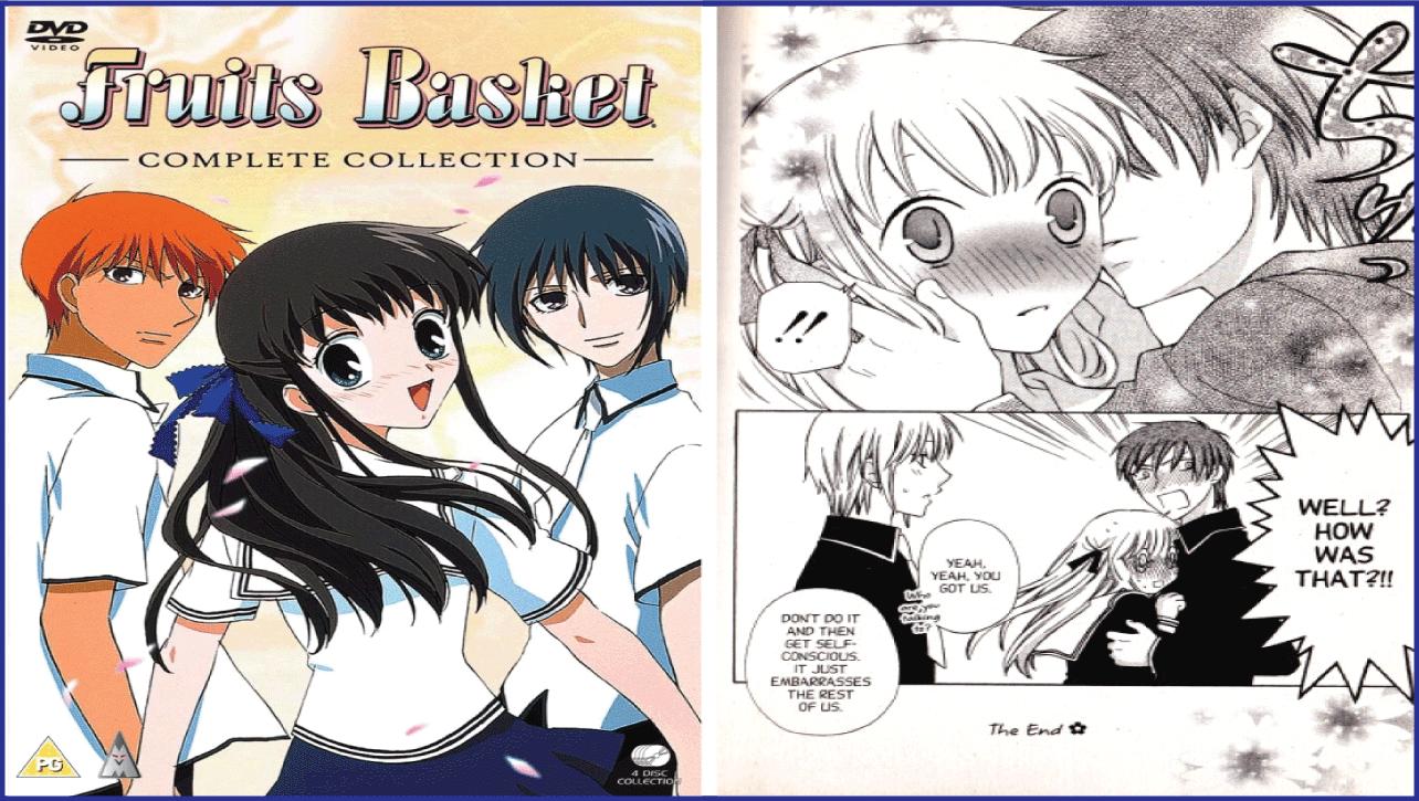 Fruits Basket- Best Shoujo Manga