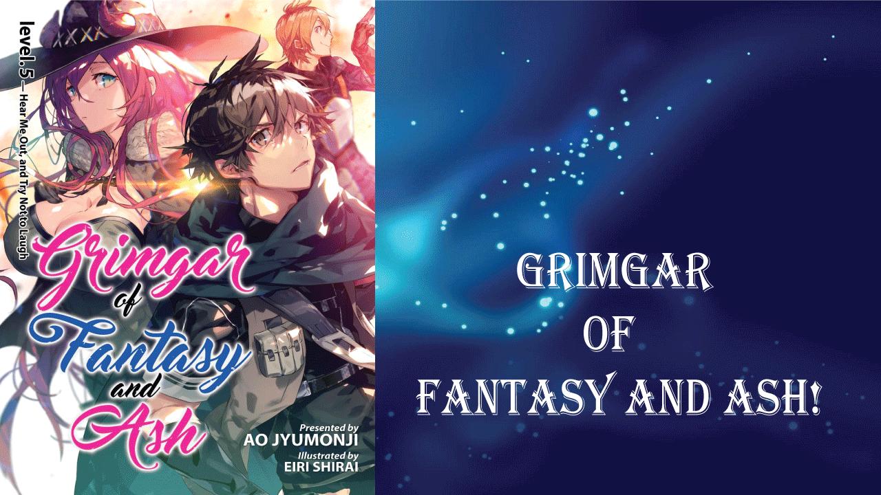 Grimgar of Fantasy and Ash- best light novels