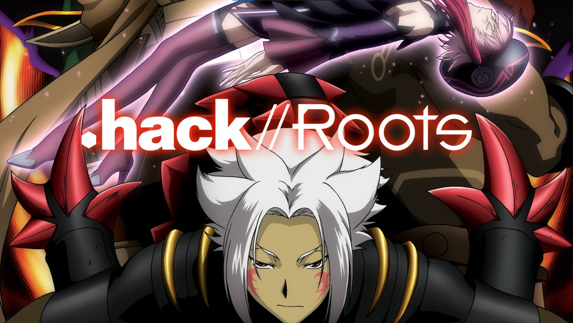 .hack//Roots- .hack watch order
