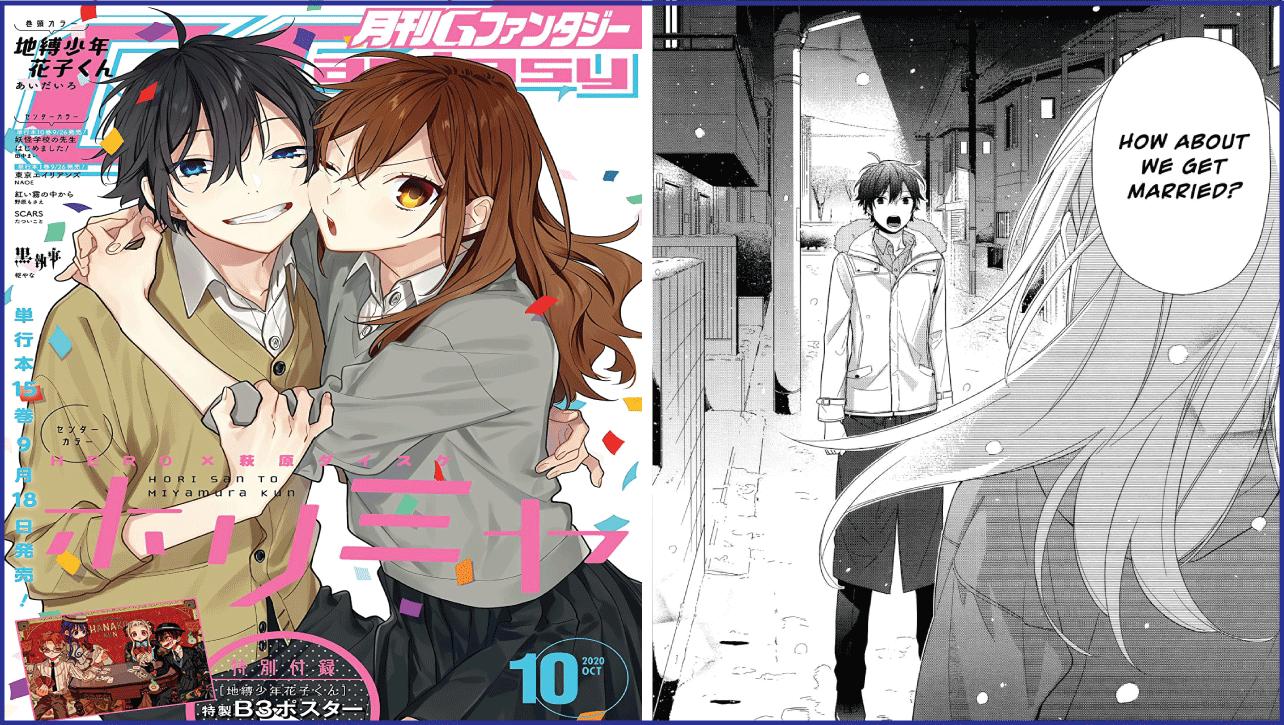 Horimiya- Best Shoujo Manga
