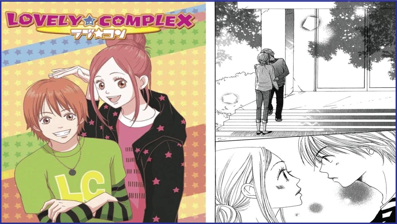 Lovely Complex- Best Shoujo Manga