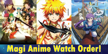 magi anime watch order