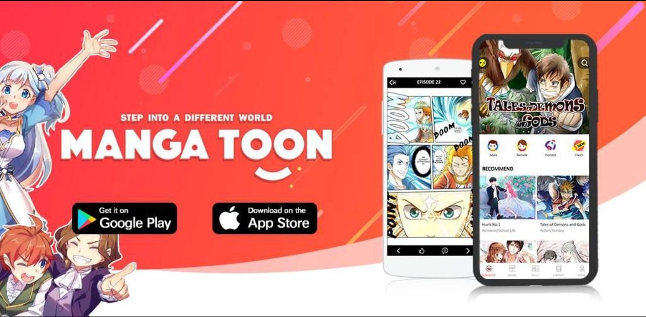 MangaToon- best webtoon apps/free webtoon apps