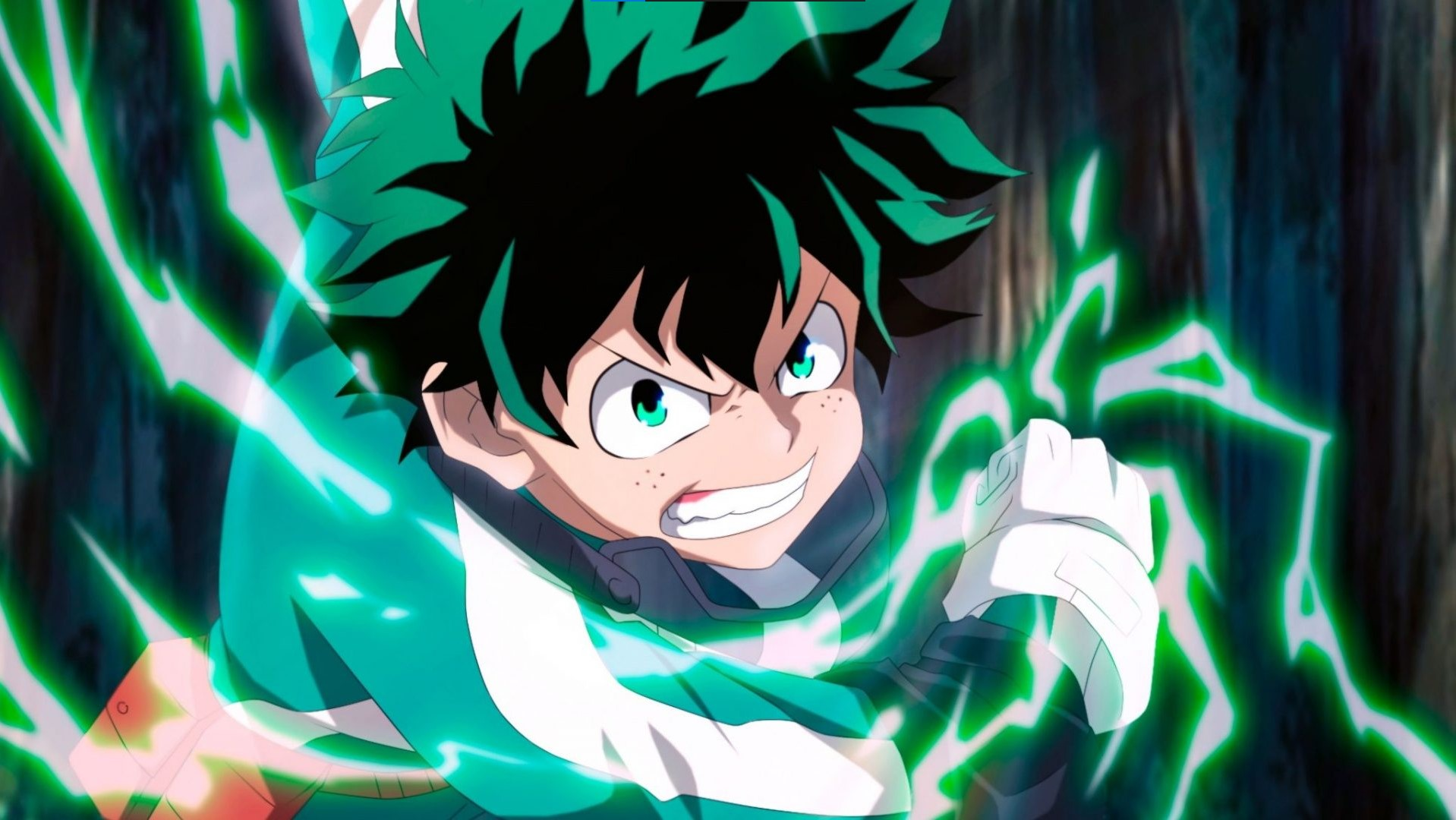 My Hero Academia- anime like black clover/anime similar to black clover