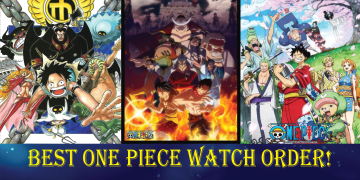 one piece watch order