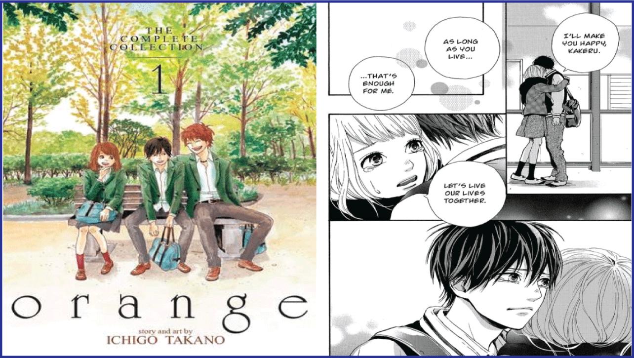 Orange- Best Shoujo Manga