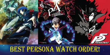 persona anime watch order guide