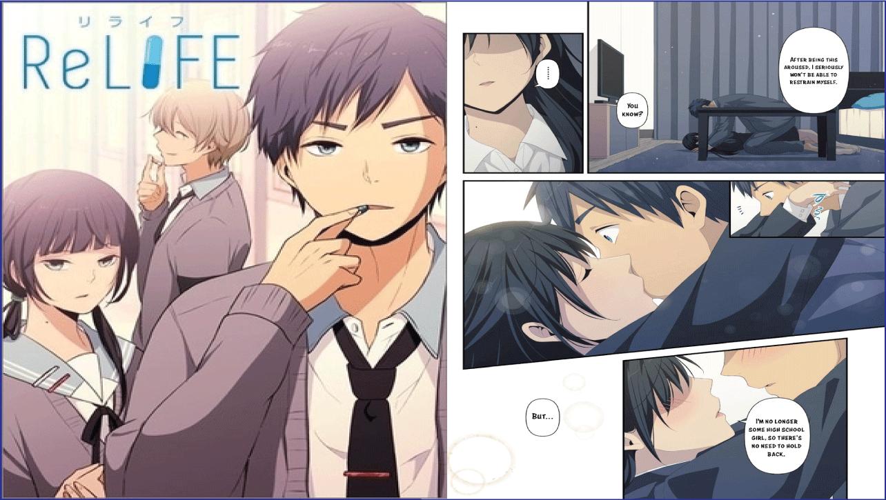 ReLIFE- Best Shoujo Manga