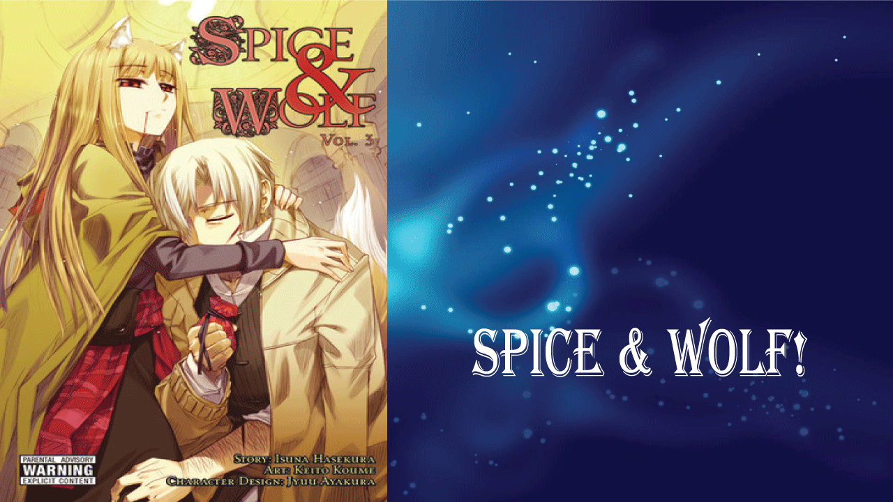 Spice & Wolf best light novels